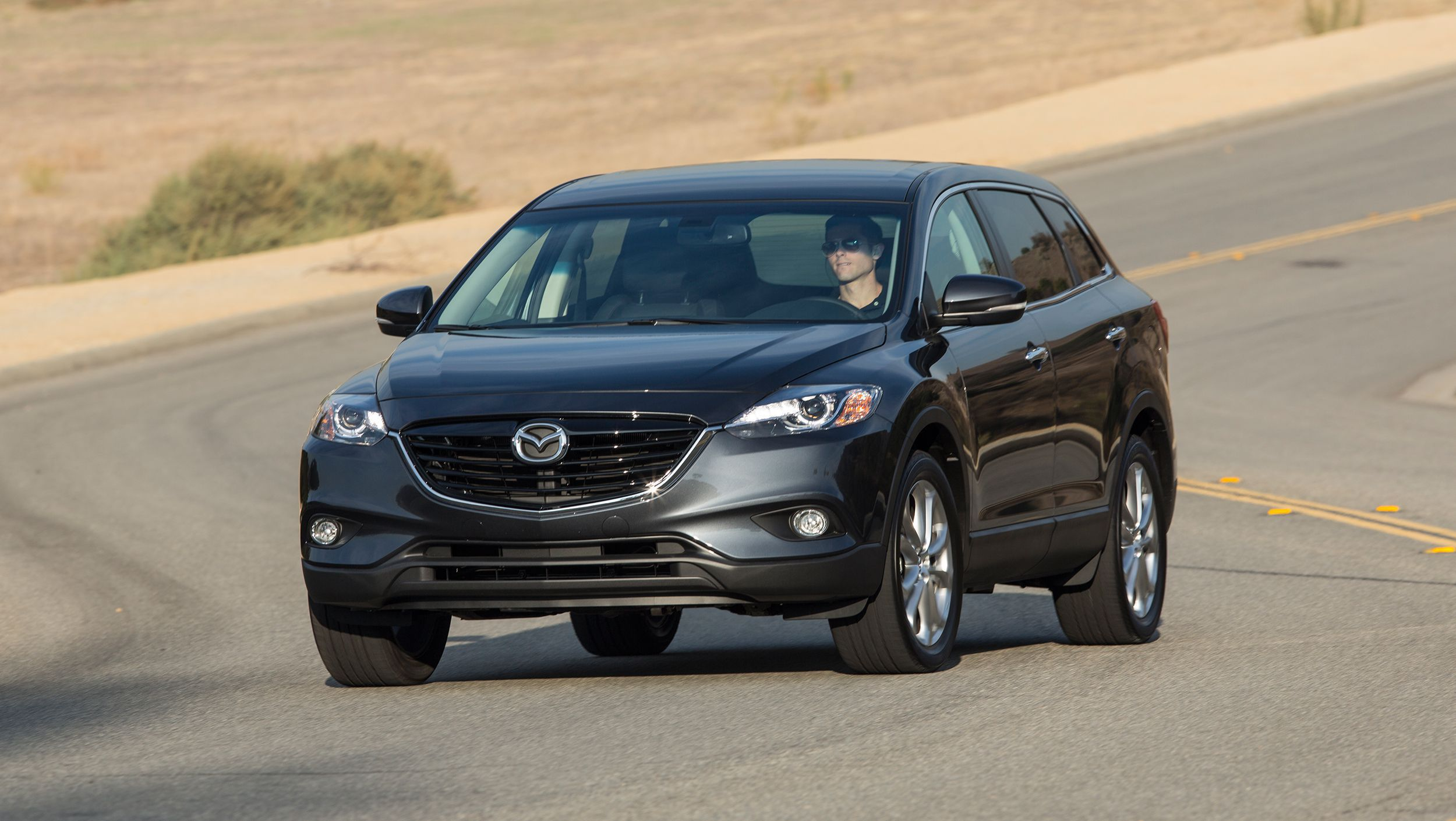 Future Mazda CX-9 to Ditch Current V6 for Turbo, Not Diesel | Auto ...