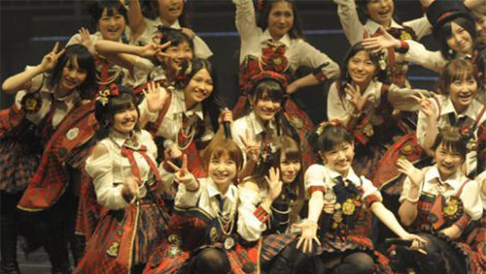 AKB48 announces member lineup changes and first 5 major dome tour