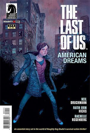 Sony : The Last of Us: American Dreams Comic Book Issue #1 Out Now