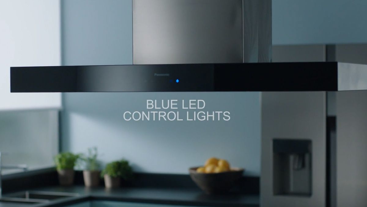 VIDEO : Panasonic Integrated Kitchen - Cooker Hood - The New Kitchen ...