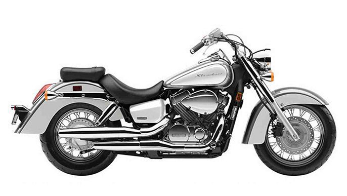 2013 Honda Shadow Aero VT750C