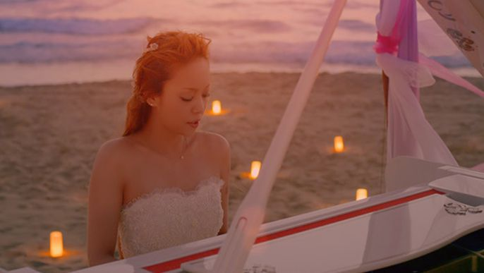 "Amuro Namie ""Let Me Let You Go"" short MV"