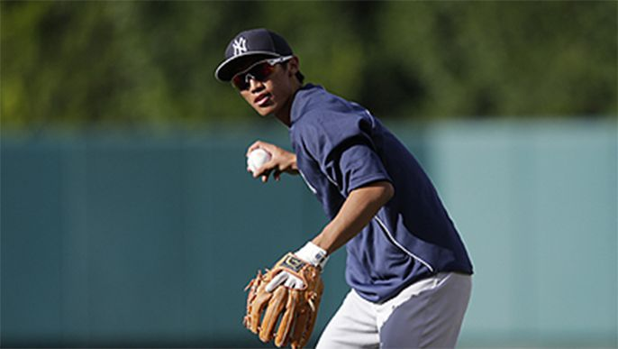 Baseball: Yankees sign high school second baseman Kato