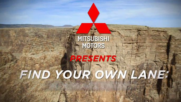 Mitsubishi Motors Presents Find Your Own Lane with Nik Wallenda