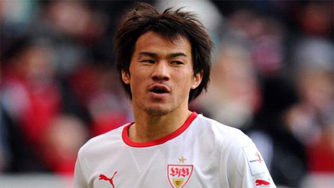 Soccer: Okazaki could be leaving Stuttgart in summer: report