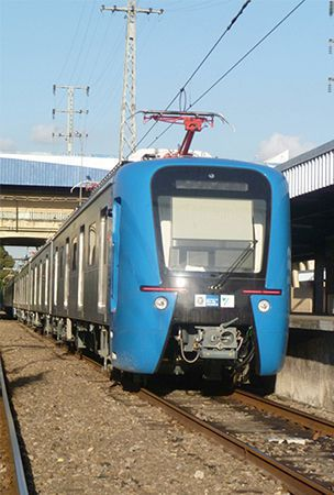 Toshiba Electrical Equipment Selected for Rio de Janeiro Trains