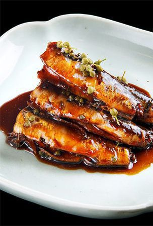 Cooked slowly, richly-flavored sardines can be enjoyed to the bone