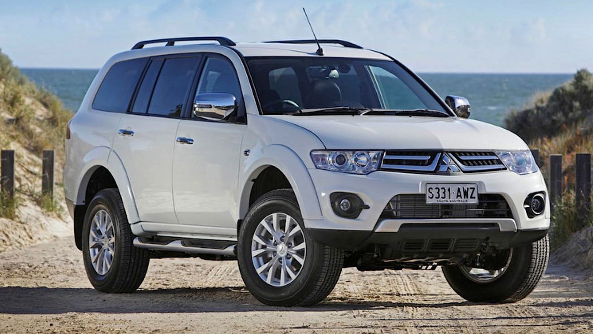 Mitsubishi Challenger 4wd Only For Simplified Suv Range