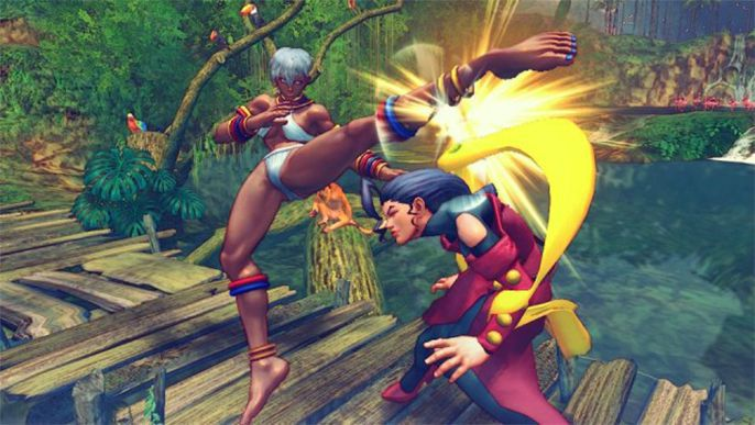 Street Fighter's Yoshinori Ono Does Not Want SF IV To Be The Last