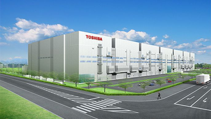 Toshiba to Expand Semiconductor Fabrication Facility