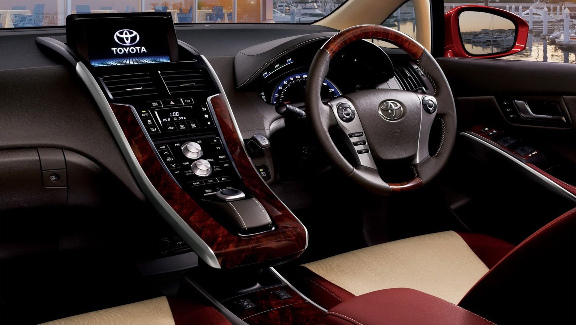 ... Toyota Fashions 2014 Sai Facelift After The Camry And Corolla ...