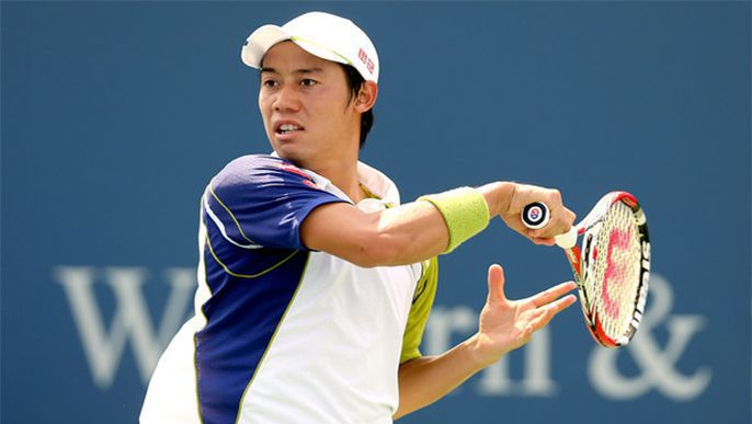 Tennis: Nishikori to miss 2 meets before U.S. Open with toe injury