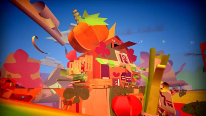 Sony Photography in Tearaway: Let Your Creativity Loose