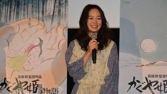 Asakura Aki chosen to voice the heroine for Takahata Isao's new anime film