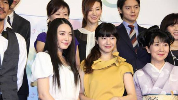 Additional cast members for Yoshitaka Yuriko's starring NHK morning drama revealed