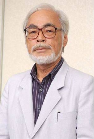 Miyazaki Hayao holds a press conference regarding his retirement