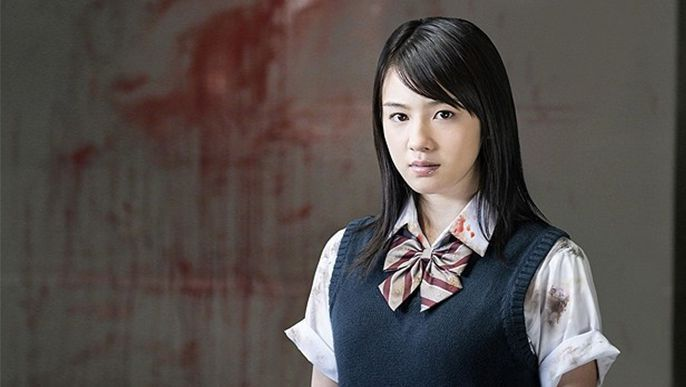 "Nanami Sakuraba to star in ""Jinroh Game"" movie"
