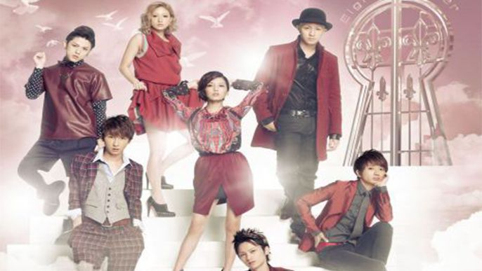 AAA's original album tops Oricon weekly chart for the first time