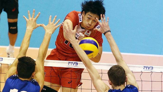 Volleyball: Japan men knocked out of World Championship picture