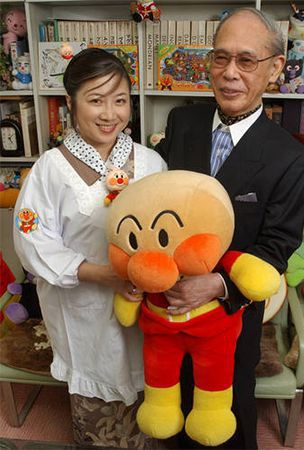 'Anpanman' author Yanase remembered for self-sacrificial efforts