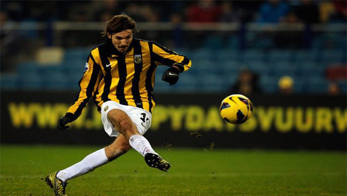 Soccer: Havenaar equalizes as Vitesse come from behind to win