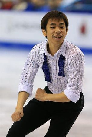 Figure skating: Oda leads Japan's men in 2nd at Skate Canada