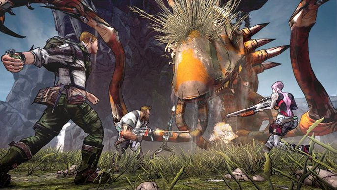 Sony : Borderlands 2: Game of the Year Edition Out Next Week, Celebrate with Loot Hunt