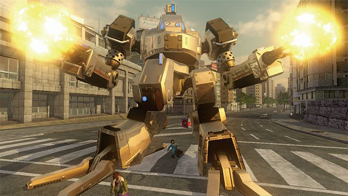 Sony : Earth Defense Force 2025 Hits PS3 in February 2014, Pre-order Details Revealed