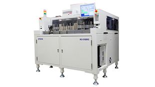 Epson three new IC Test Handlers enable chip manufacturers to greatly reduce their back-end testing costs