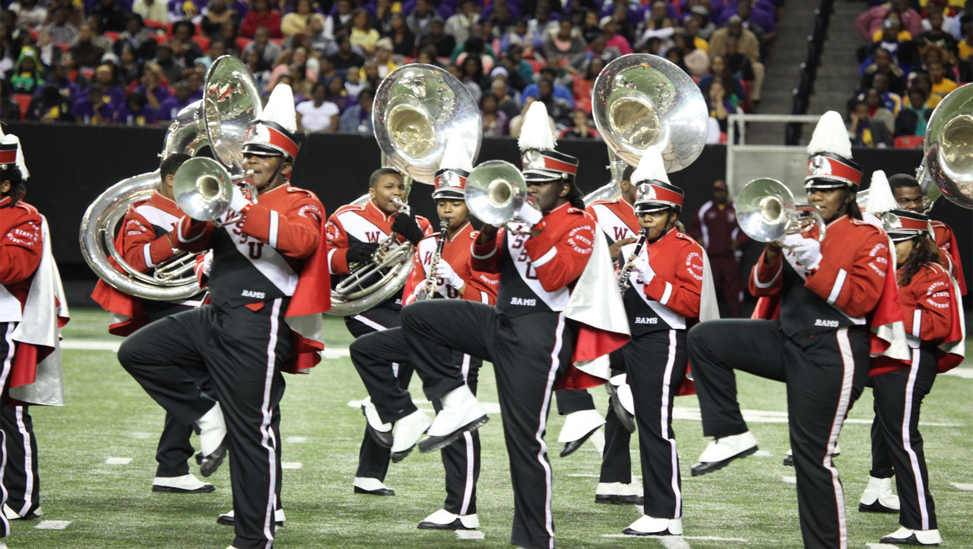 The Field Is Set For Eight Hbcu Marching Bands To Perform At The 12th Annual Honda Battle Of The Bands Invitational Showcase Auto Moto Japan Bullet