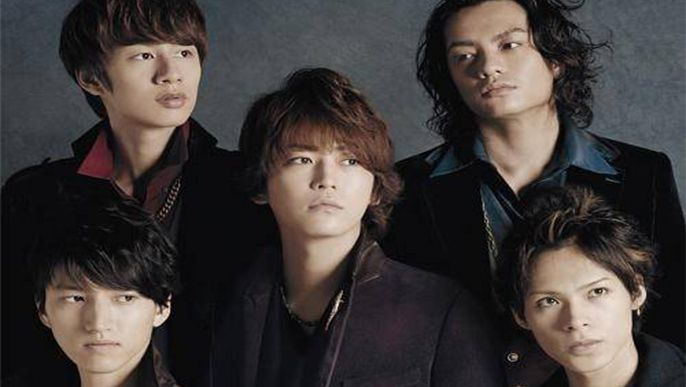 KAT-TUN talks about their future activities as a quartet