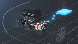 Nissan Unique Approach to Affordable HEV Technology Debuts in 2014 Pathfinder Hybrid