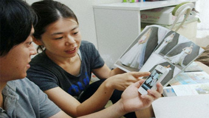 Software, smartphone apps help simplify wedding planning