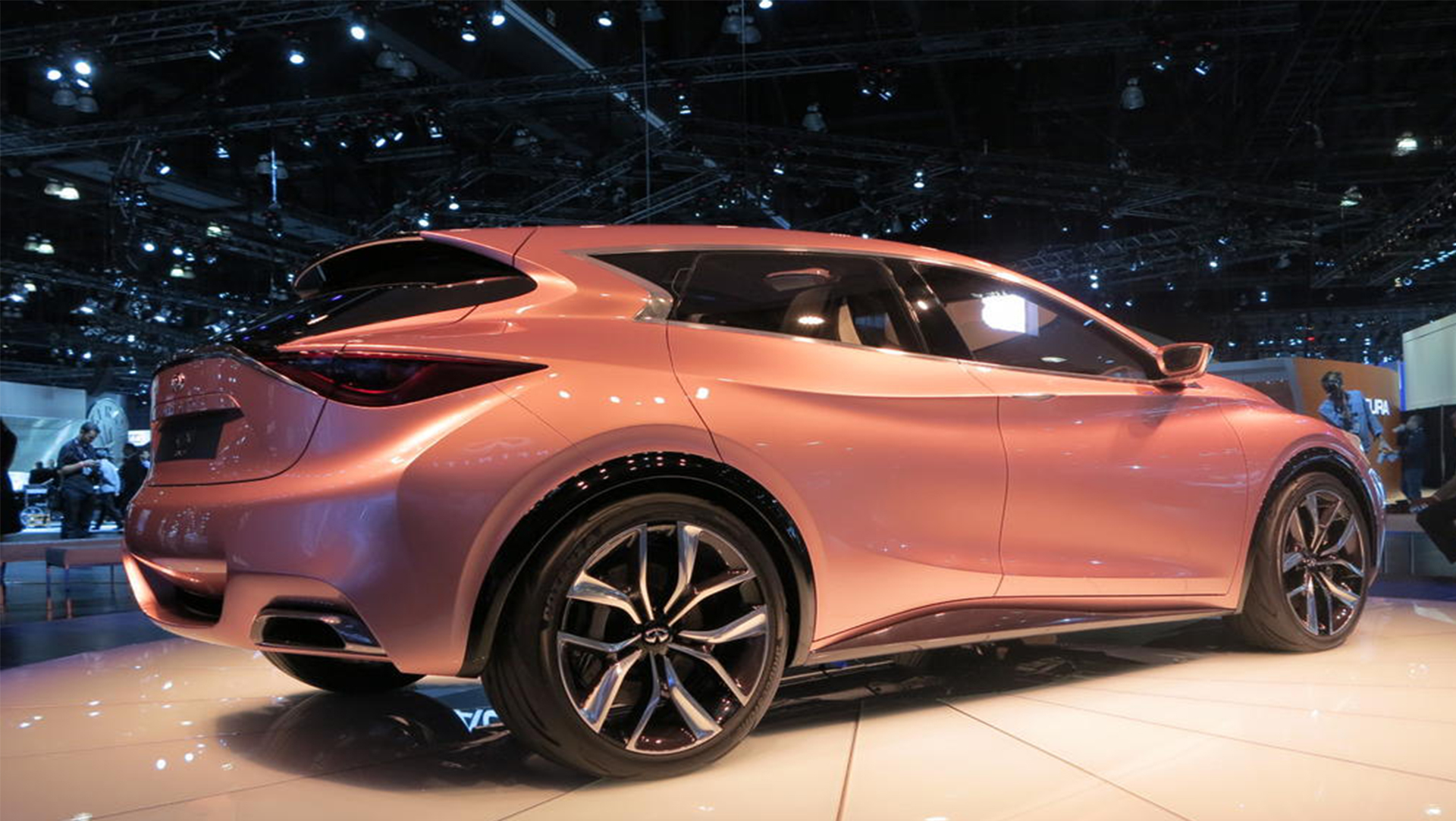 Infiniti Q30 and QX30 confirmed for Australia by 2017 | Auto