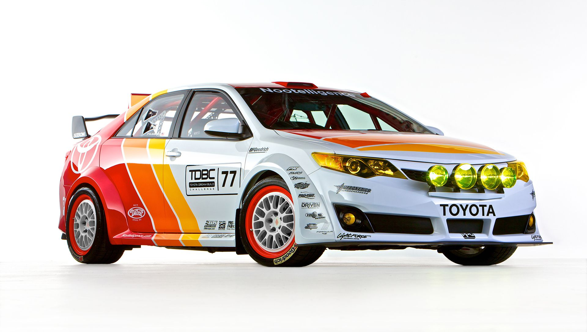 2013 Sema Auto Show Preview Toyota Beauty And Brawn In Rally Style