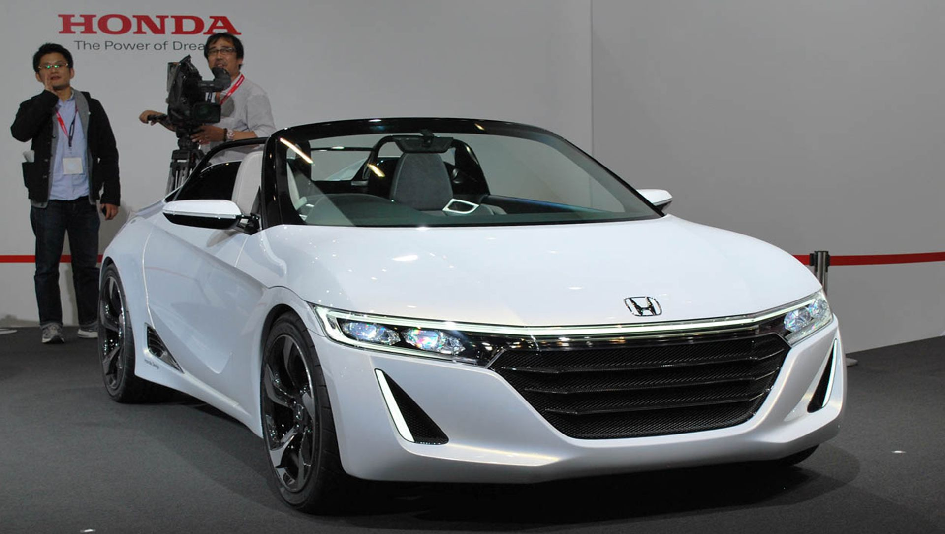 Exceptional 2013 Tokyo Motor Show : Honda S660 Concept Portends A New Kei Car For 2015