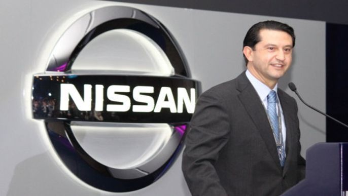 Nissan gets new NA boss, lowered forecasts in management shakeup