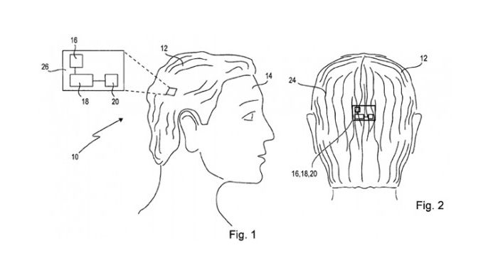 Sony SmartWig patent app surfaces with, among other things, a laser pointer