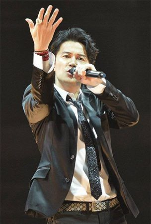 Fukuyama Masaharu announces 5 major dome tour + Asia tour