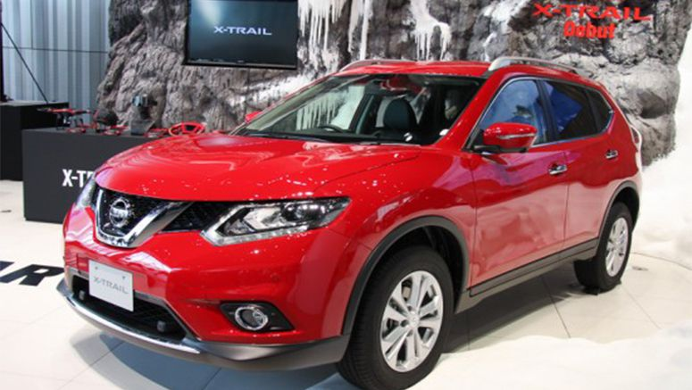 Nissan all-new X-Trail SUV features world's first Active Ride Control and Active Engine Brake