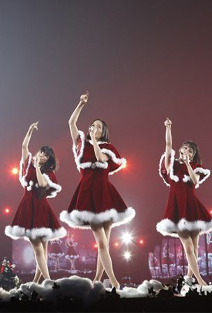 Perfume wrap up their 1st Dome tour