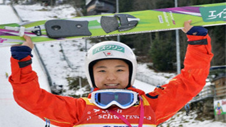 Ski jumping: Takanashi makes it 3-for-3 in World Cup season