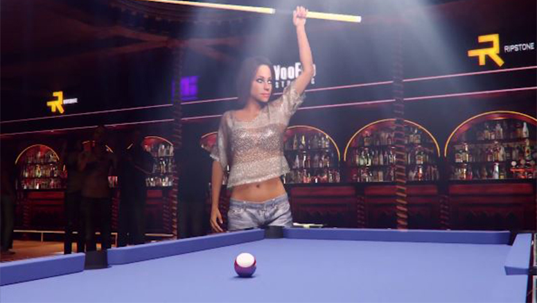 Pure Pool: Bring the Pool Hall Home on Sony PS4