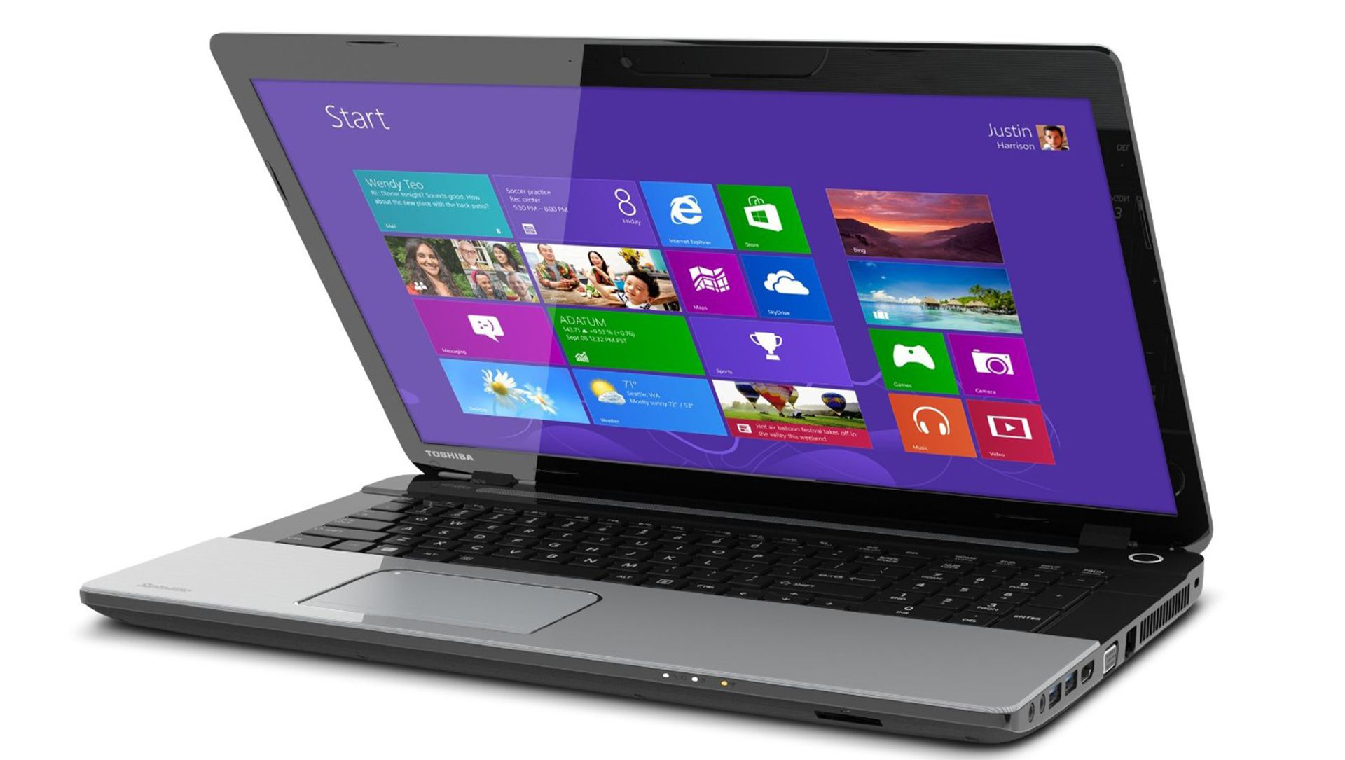 Toshiba Satellite L75 Drivers for Windows XP