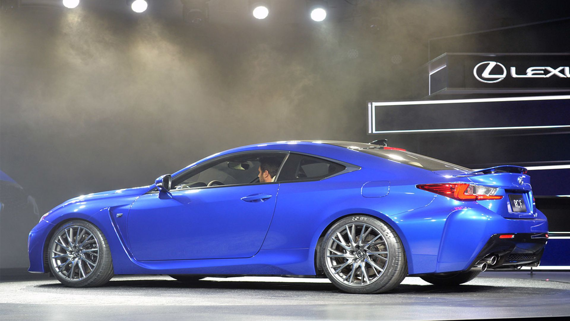 Innovative Listen To The Lexus RC F Exhaust Note  Auto Moto  Japan