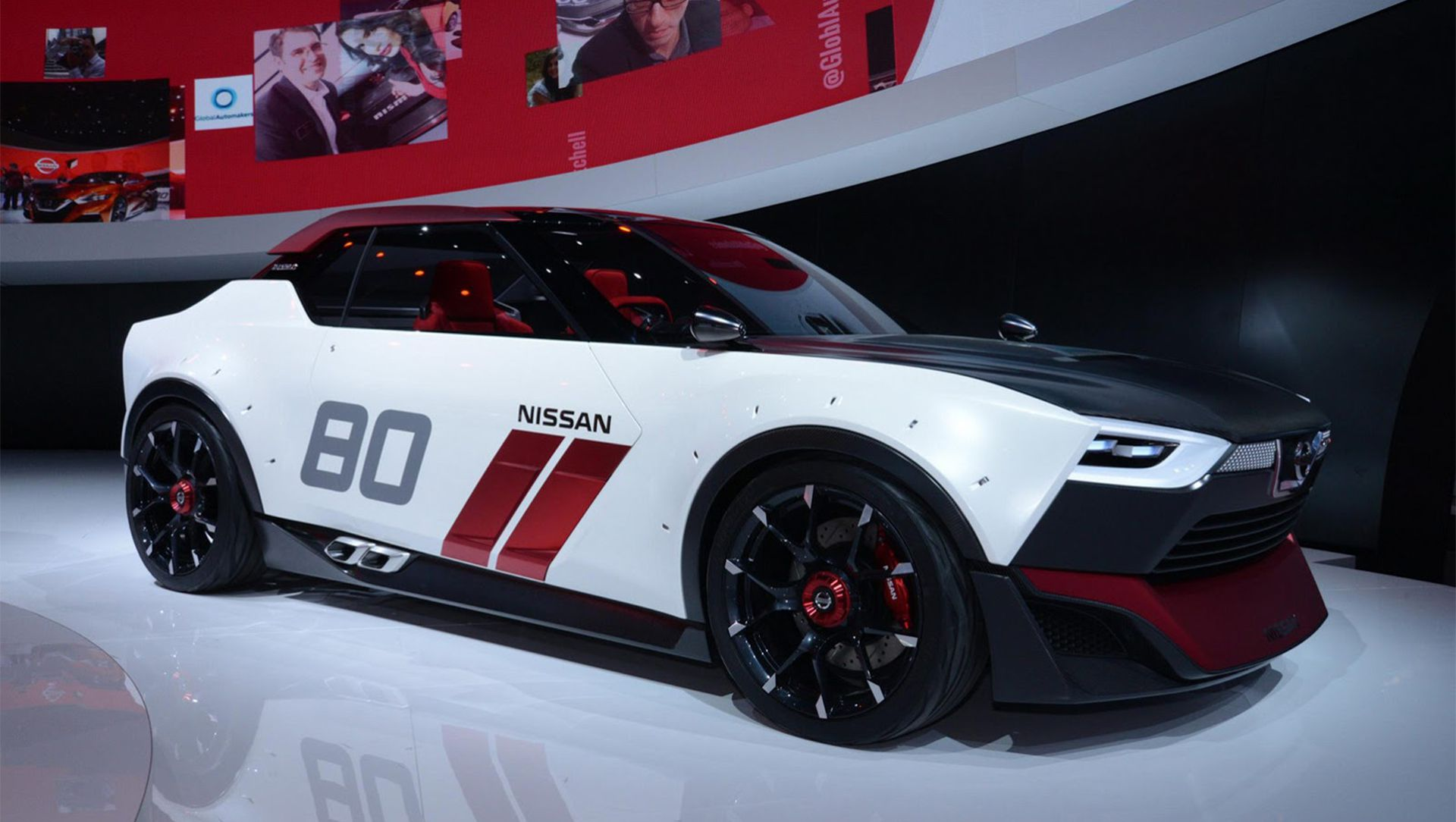 High Quality 2014 Detroit Auto Show : Nissan IDx Concepts Visit Detroit, At Least One Of  Them