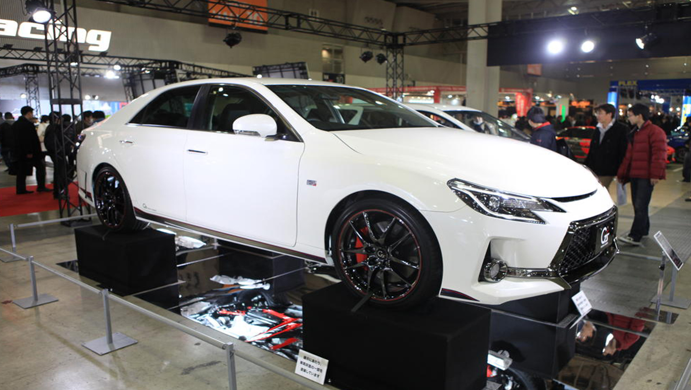 Toyota Mark 2 (Samurai): review, features, features, prices 60
