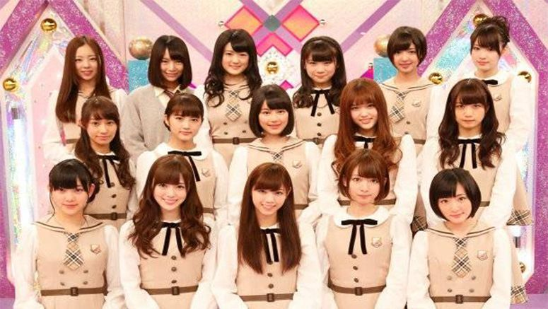 Nogizaka46's Nishino Nanase chosen as center for 8th single