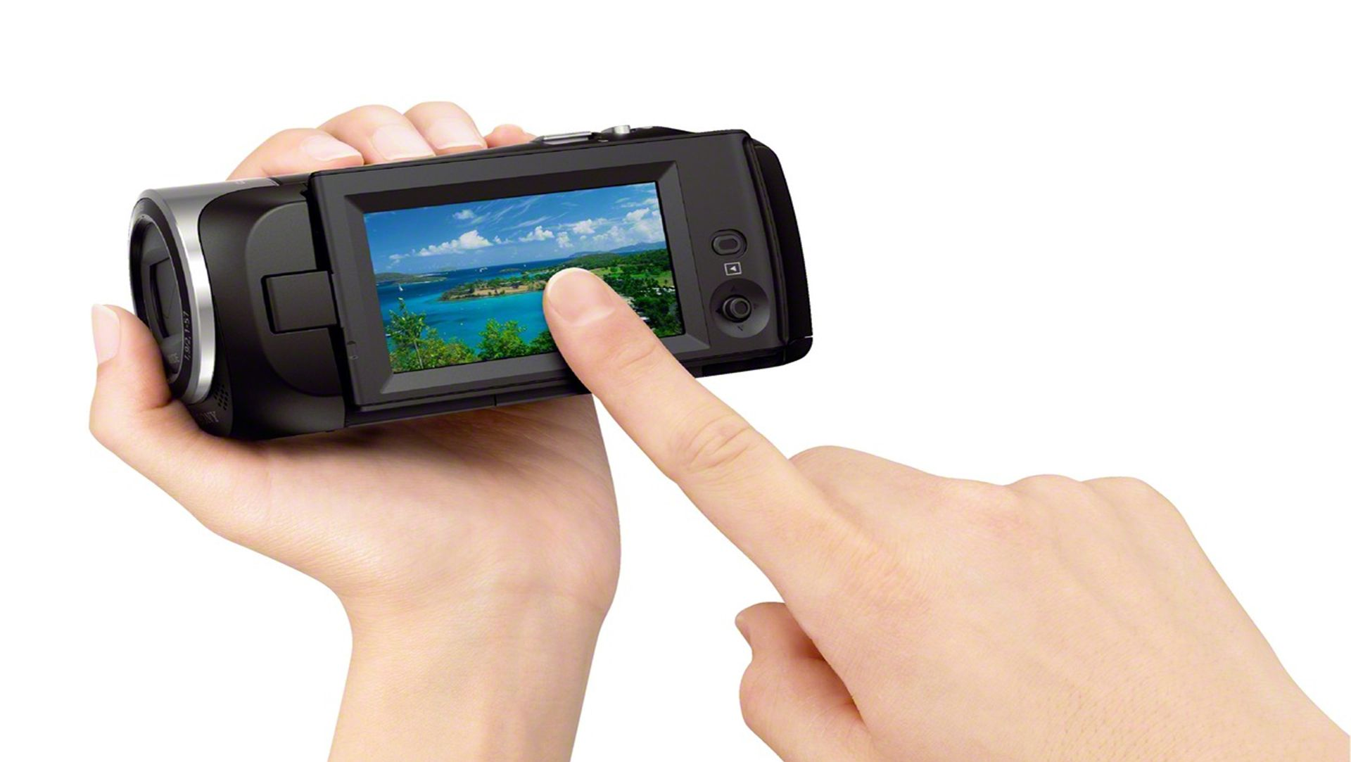 Ces 2014 Sony Announces Seven Hd Handycam Camcorders At Hdr Pj810 Full Camcorder Priced From 230 To