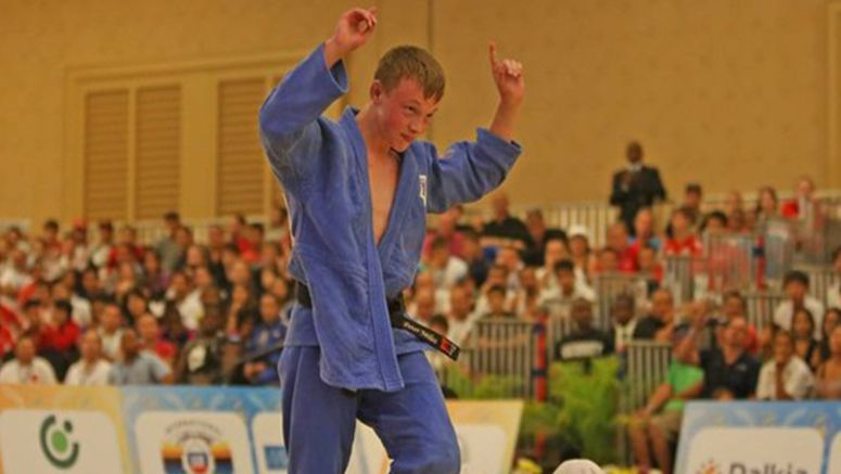 Judo youngster Pete Miles dreams of an Olympic stage in his sport's homeland